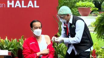 Jokowi: Vaksin Itu Negara yang Membeli, tapi Dapatkannya Rebutan
