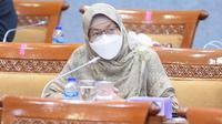 Anggota Komisi X DPR RI Ledia Hanifa Amaliah. (Foto: Geraldi/nvl)