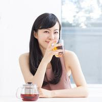 Minuman untuk bantu menurunkan berat badan./Copyright shutterstock.com/g/violetblue