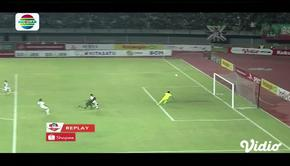 Laga lanjutan Shopee Liga 1, Persebaya  VS Persib berakhir  4-0 #shopeeliga1