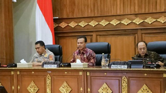 Kabar Gembira, Sudah 18 Pasien Corona COVID-19 Sembuh di Bali