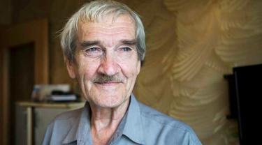 Stanislav Petrov, keputusannya menghentikan ancaman perang nuklir (AP)