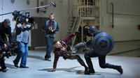 Kemiripan Captain America: The Winter Soldier dengan The Raid rupanya bukan isapan jempol semata.