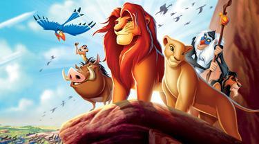 Rekor The Lion King Terpecahkan