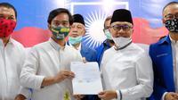 Partai Amanat Nasional (PAN) mendukung Gibran Rakabumingraka dan Teguh Prakosa di Pilkada Solo 2020. (foto: PAN)