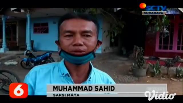Dua warga di Banyuwangi, Jawa Timur terlibat aksi duel yang terjadi antara MNA (53) dengan Ivan Dani (23). Kejadian berawal dari korban yang mengganggu tersangka yang ingin memancing ikan, kemudian tersangka menusuk korban.
