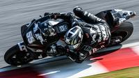 Hafizh Syahrin memulai petualangan baru di MotoGP bersama KTM (AFP)