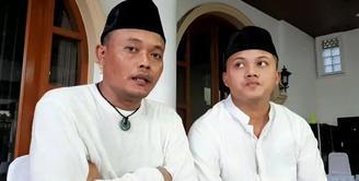 Sule dan Rizky (Akbar Prabowo Triyuwono/©KapanLagi.com)
