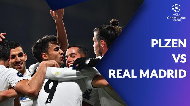 Berita video Real Madrid pesta gol di Ceko saat berhadapan dengan Viktoria Plzen pada matchday 4 Grup G Liga Champions 2018/19, Kamis (8/11) dini hari WIB.