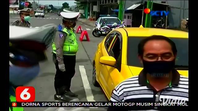 Pemerintah Provinsi Jawa Timur memperketat pengawasan terhadap arus mudik ke Jatim. Ada sembilan titik pintu masuk ke Jatim yang diperketat. Yakni, Banyuwangi, Tuban, Rembang, Ponogoro, Pacitan, Bojonegoro, Ngawi dan Magetan dua titik.