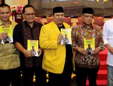 Bamsoet dan Said Aqil Hadiri Peluncuran Buku Komunikasi Politik Jokowi