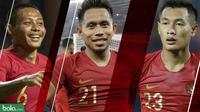 Trivia Petualangan Baru Bintang Timnas di Musim 2019 (Bola.com/Adreanus Titus)