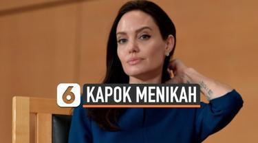Angelina Jolie rupanya sudah kapok menjalani biduk rumah tangga. Hal ini dinyatakan oleh seorang sumber yang dimuat dalam laporan US Weekly, Kamis (3/10/2019). Saat perceraian sah nantinya, rupanya Angelina Jolie memilih untuk hidup sendirian dan tid...