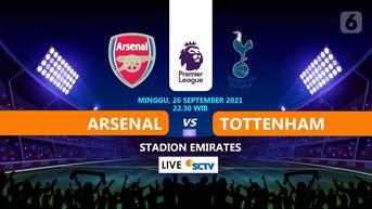 Prediksi Liga Inggris Arsenal vs Tottenham: Rekor Bagus Tuan Rumah