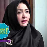 Eddies Adelia sempat kaget saat dengar kabar Renita Sukardi meninggal dunia.