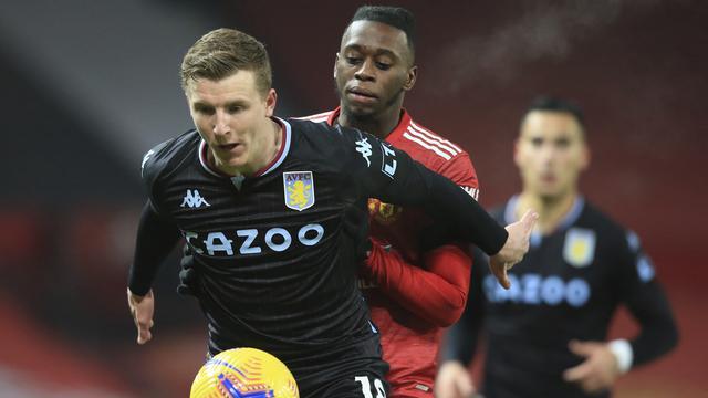 Gol Penalti Bruno Fernandes Menangkan MU Atas Aston Villa