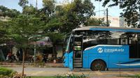 Sejumlah perubahan jadwal transportasi publik di Jakarta mengalami pembatasan. Cek di sini info lengkapnya. (Foto: Transportforjkarta/ Instagram)