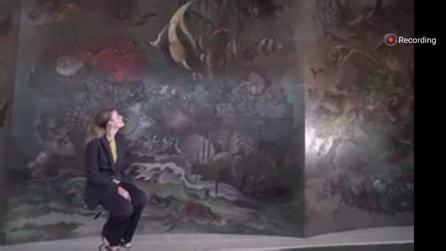 Lika-liku Merestorasi Lukisan Terbesar di Indonesia Karya Pelukis Istana Pilihan Bung Karno