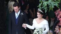 Putri Eugenie (Foto: Andrew Matthews / POOL / AFP)