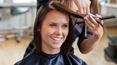 6 Gaya Rambut Yang Cocok Untuk Wajah Lonjong Beauty Fimela Com