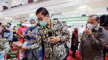 Millenial Indonesian Agropreneur (MIA) Expo 2021 di Atrium Plaza Ambarrukmo Yogyakarta. (Ist)