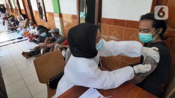FOTO: Vaksinasi Merdeka untuk Masyarakat