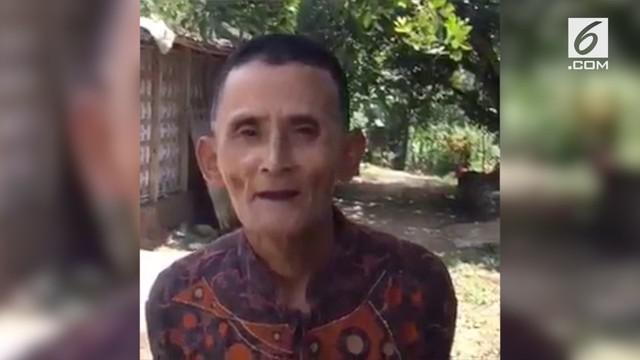 Ditanya soal pilih zaman Soeharto atau Jokowi, jawaban kakek ini membuat banyak orang terkejut. Video ini menjadi viral di media sosial.