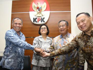 20170209- Agus Rahardjo- Sri Mulyani- Darmin Nasution- Agus Martowardojo-Jakarta