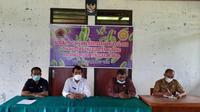 Pemerintah memiliki program pembebasan penyakit Brucellosis di Pulau Semau, Nusa Tenggara Timur (NTT).