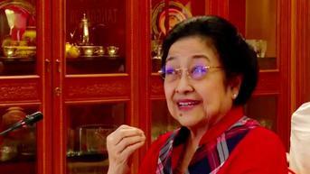 Megawati Resmikan Kantor PDIP dan Taman UMKM Bung Karno