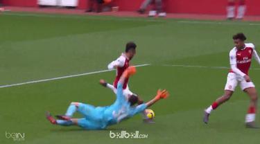 Arsenal berhasil meraih tiga poin penuh usai menang 3-0 atas Watford dalam lanjutan laga Liga Inggris. Shkodran Mustafi membuka sk...