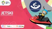 Logo Cabang Baru Asian Games 2018_Jetski (Bola.com/Adreanus Titus)
