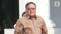 Menristek dan Kepala Badan Riset Inovasi Nasional Bambang Brodjonegoro (Liputan6.com/Angga Yuniar)