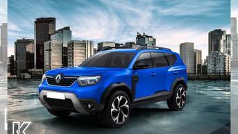 Renault Mulai Persiapkan Duster Bertenaga Listrik