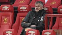Ole Gunnar Solskjaer. Striker Norwegia ini total 11 tahun ditangani Alex Ferguson mulai 1996-2007. Mulai melatih pada 2010, ia jadi penerus Alex Ferguson di Manchester United pada 28 Maret 2019 setelah sejak 19 Desember 2019 menjadi caretaker menggantikan Jose Mourinho. (Foto: AFP/Pool/Peter Powell)