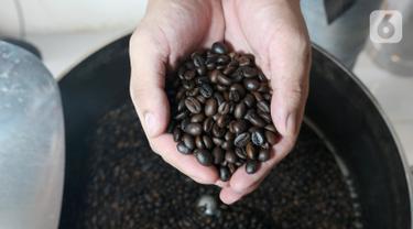 Melihat Proses Coffee Roasting, Penentu Aroma dan Karakter Kopi