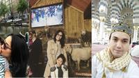 Artis-artis ini habiskan libur Lebaran di luar negeri