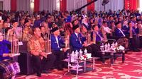 Partai Amanat Nasional (PAN) menggelar Rakernas di Bandung, Jawa Barat. (Liputan6.com/Lizsa Egeham)