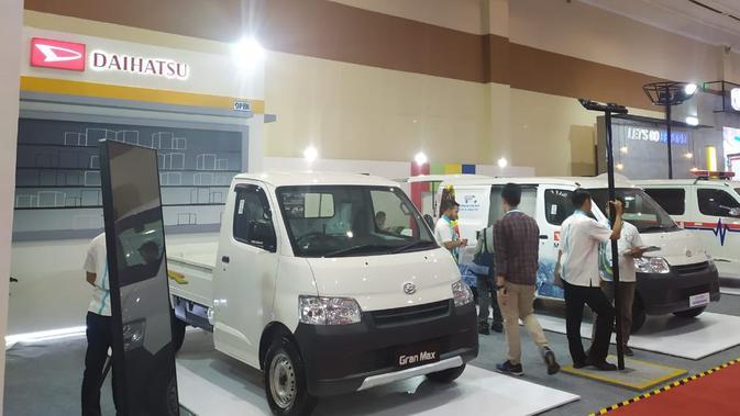2 Mobil Modifikasi Daihatsu Yang Begaya Di Giicomvec 2020 Otomotif Liputan6 Com