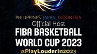 Indonesia, Filipina, dan Jepang jadi tuan rumah Piala Dunia Basket 2023 (Foto: Istimewa)