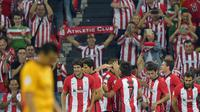 Athletic Bilbao vs Barcelona (REUTERS/Vincent West)