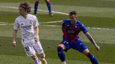 Luka Modric - Real Madrid - Liga Spanyol