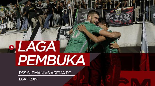 Skor Persija Vs Pss Sleman Facebook: Berita Liga 1 Indonesia - Jadwal Klasemen Skor Liga
