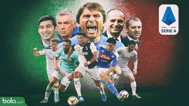 Logo Serie A 2019/2020