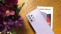 Galaxy A52s 5G menjadi official smartphone untuk Piala Presiden Esports 2021 dan MLP Season 8 Indonesia 2021 (Foto: Samsung).
