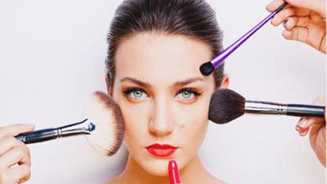 85a87366382 Wajah Wanita dengan Makeup Murah dan Mahal, Anda Bisa Bedakan ...