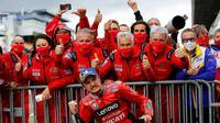 Ducati dan Jack Miller resmi menambah durasi kontrak. (dok. MotoGP)