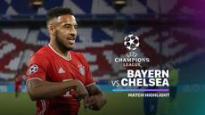 Berita video highlights laga leg II babak 16 besar Liga Champions 2019/2020 antara Bayern Munchen melawan Chelsea yang berakhir dengan skor 4-1, Minggu (8/8/2020) dini hari WIB.