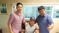 Addison Alves menandatangani kontrak selama semusim bersama Persija Jakarta. (Dok: Media Persija)