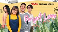 Original Series Perfect Love akan segera hadir di Vidio. (Sumber: Vidio)